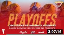LNFA 2018 Serie A 1/4 de Final – Osos Rivas vs Valencia Firebats