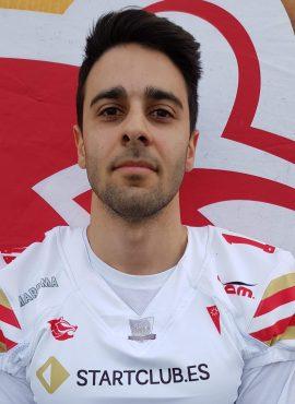 Alejandro Taghavi Espinosa
