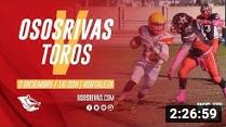 LMFA Toros Madrid vs Osos Rivas