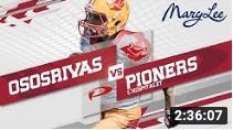 Semifinal Osos Rivas vs L'Hospitalet Pioners