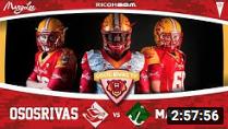 LNFA 2017 Serie B – Jornada 8 Osos Rivas vs Gijón Mariners